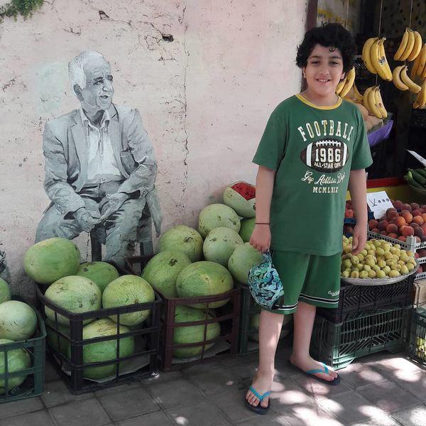 گنج زندگی مرجان شیرمحمدی+عکس