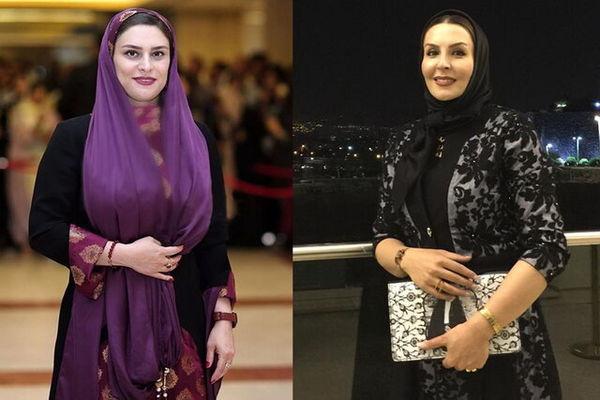 تنها بازیگرانی که لباس تکراری در جشن حافظ پوشیدند+عکس