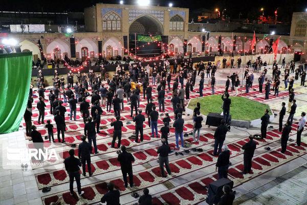 کدام مداحان برگزاری مراسم محرم بر خلاف پروتکل ها را ممنوع کردند