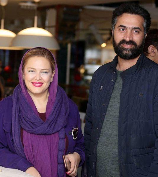 واکنش همسر رهنما به صحبتهای دخترش+عکس