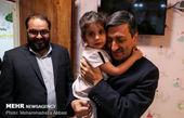 بازدید رئیس کمیته امداد امام خمینی (ره) از مرکز بهشت امام رضا (ع)