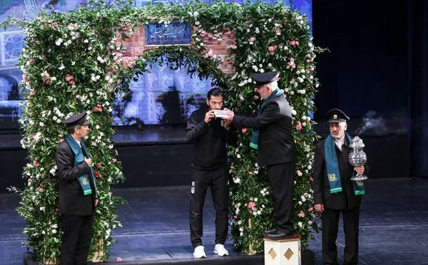 جزئیات مراسم بدرقه تیم ملی روی کشتی «لاکچری»