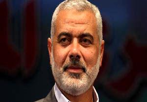 تماس تلفنی هنیه با رئیس کمیسیون انتخابات فلسطین