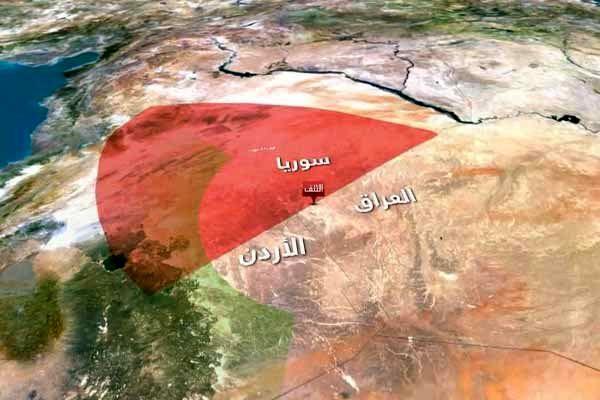شلیک چند موشک به منطقه التنف سوریه