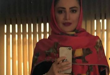 شیلا خداداد در پشت صحنه سریال جدیدش+عکس