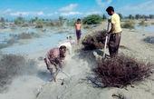 روایت مردمی از خسارات سیل در سیستان و بلوچستان