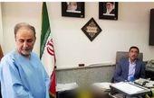عکسالعمل آقای خبرنگار به عکس نجفی با لباس زندان
