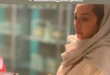 همسر نترس و شجاع اشکان خطیبی+عکس
