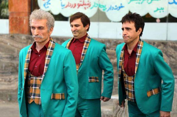 علی فروتن خوش قیافه و داداش دوقلوش+عکس