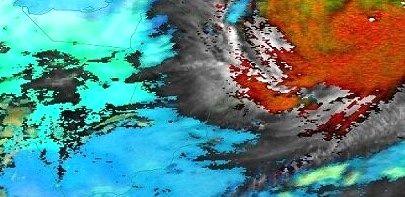 طوفان حاره ای مهمان ناخوانده ایران ؛ بلوچستان و هرمزگان زیر سایه شاهین