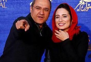 عکس های جدید بازیگران و همسرانشان در بهمن 97