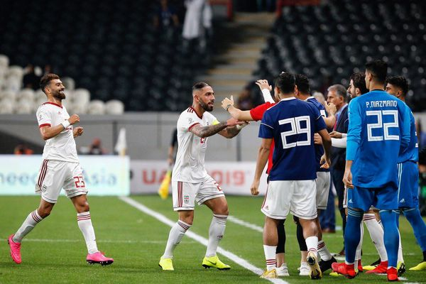 AFC: ایران شروعی فوقالعاده داشت