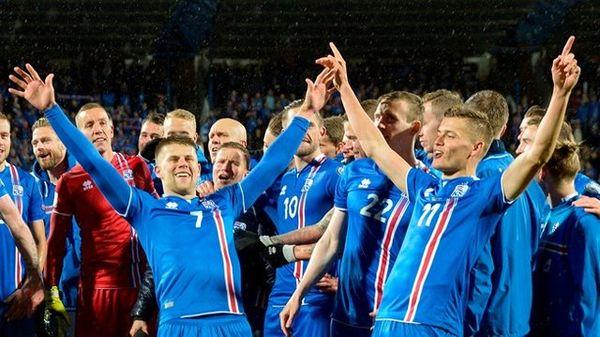 ایسلند برای جام جهانی آماده شد