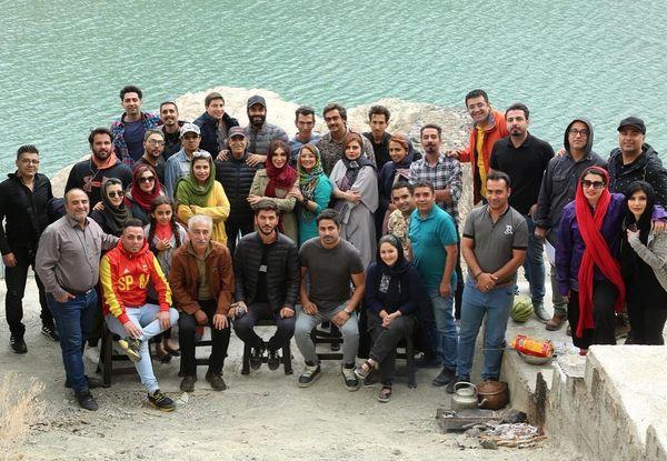 سفر منوچهر هادی و گروهش به خارج از کشور+عکس