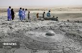 پدیده ای شگفت انگیز در سیستان و بلوچستان + تصاویر