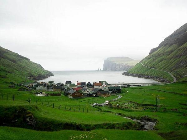 روستایی زیبا با ۷۰ نفر جمعیت+ عکس