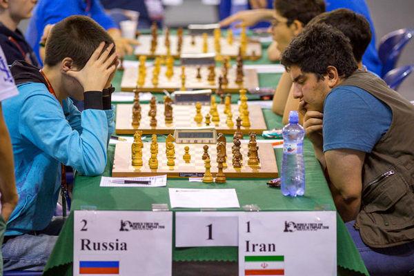 شطرنج ایران با یک پله صعود در جایگاه ۲۶ جهان