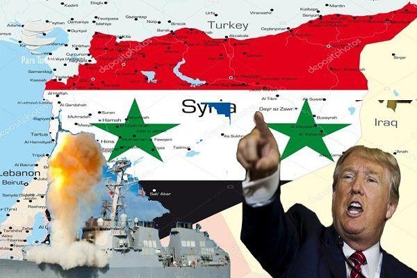 حمله غرب به سوریه دستاوردی نداشت