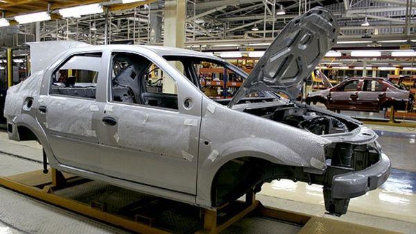 خزان خودروسازان کشور با کاهش قابل توجه تولید خودرو شروع شد