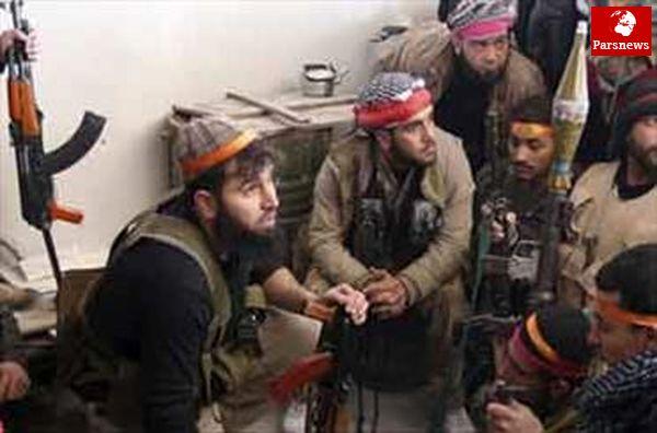تلفات سنگین تروریستها در حومه دمشق