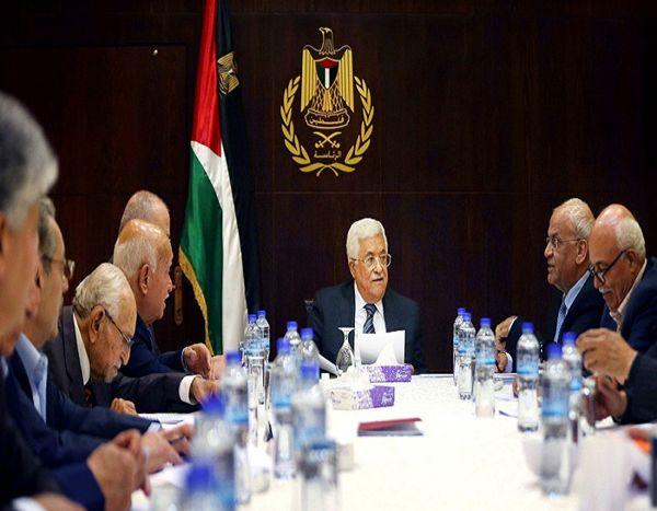 محمود عباس با فرستاده سلطان عمان دیدار کرد