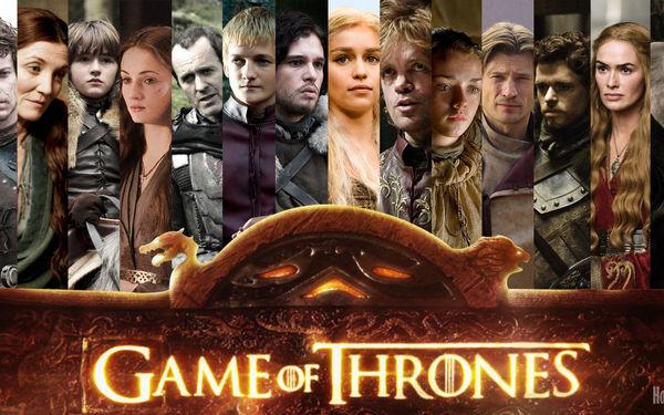 پشت صحنه سریال «Game of Thrones»+عکس