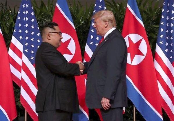 دیدار ترامپ با رهبر کره شمالی+تصاویر