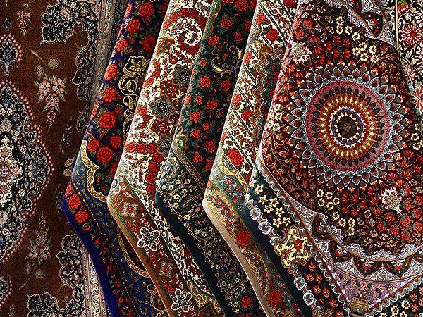 دلایل کاهش صادرات فرش دستباف