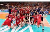دعایی که جهانگیری بدرقه راه تیم والیبال کرد