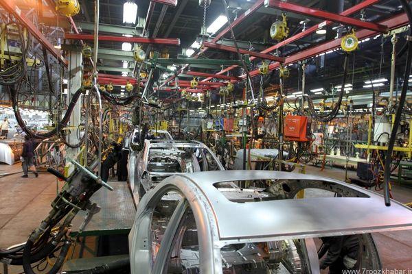 تولید هر خودرو چقدر سود دارد؟