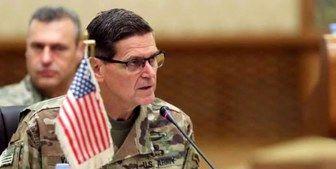 حضور مشکوک ژنرال آمریکایی در شمال سوریه