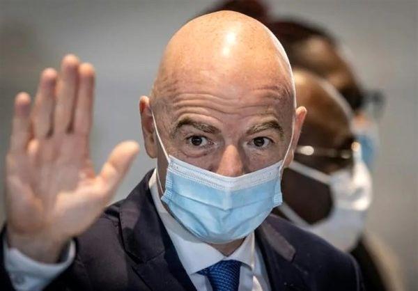 فیفا سوپرلیگ اروپا را تأیید نمیکند