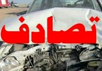 واژگونی سرویس مدرسه در شیراز