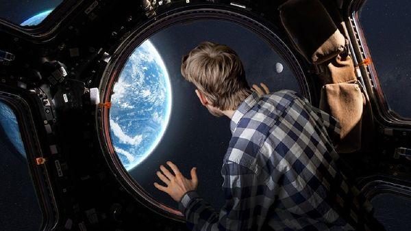 سفر به فضا در عصر همه گیری کرونا