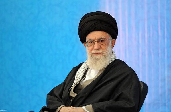 اینستاگرام:: تصویر رهبری در لباس سیستانی