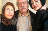 عکس خانواده بهزاد فراهانی