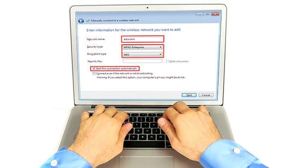 چطور مشکل اتصال لپ تاپ به وای فای را برطرف کنم؟