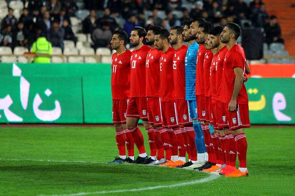 گشت و گذار یکروزه تیم ملی در دوحه