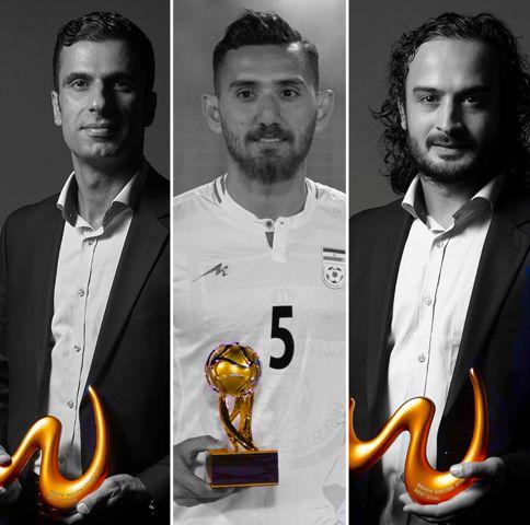 حضور ۳ ملیپوش ایران در لیست برترین های فوتبال ساحلی جهان