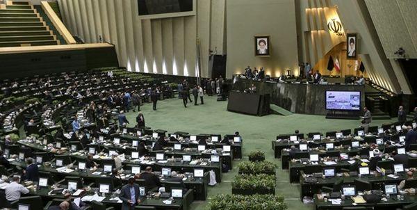 برگزاری مراسم تحلیف رئیس جمهور در صحن مجلس