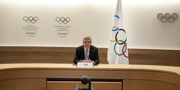 اساس کارها برای حضور تماشاگران خارجی در المپیک است
