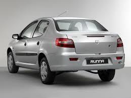 مظنه مدلهای مختلف خودروی رانا در بازار