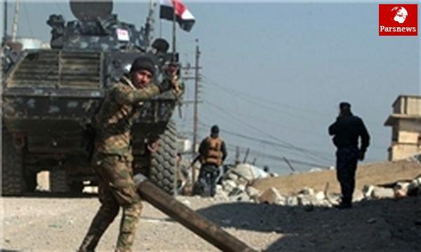 آزادسازی مناطق جدیدی در غرب موصل