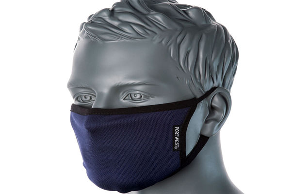 ساخت ماسکی که ویروس کرونا را از بین می برد !