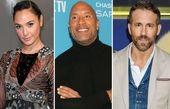 دستمزدهای میلیون دلاری بازیگران برای یک فیلم+عکس