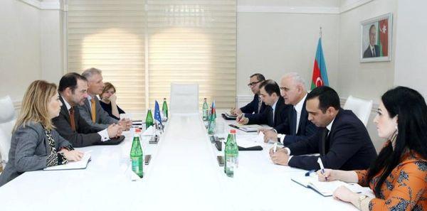 42 درصد گردش تجاری جمهوری آذربایجان با اتحادیه اروپا است