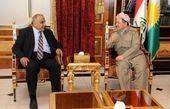 حمایت کامل مسعود بارزانی از نخست وزیر جدید عراق