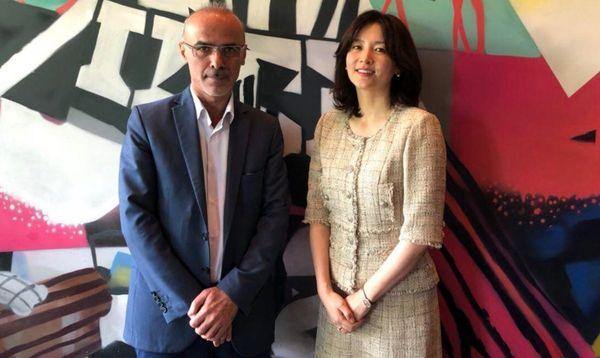 مذاکره با یانگوم برای «عاشقی در هانوی»