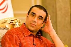 تبریک تولد نصرالله رادش به همسرش