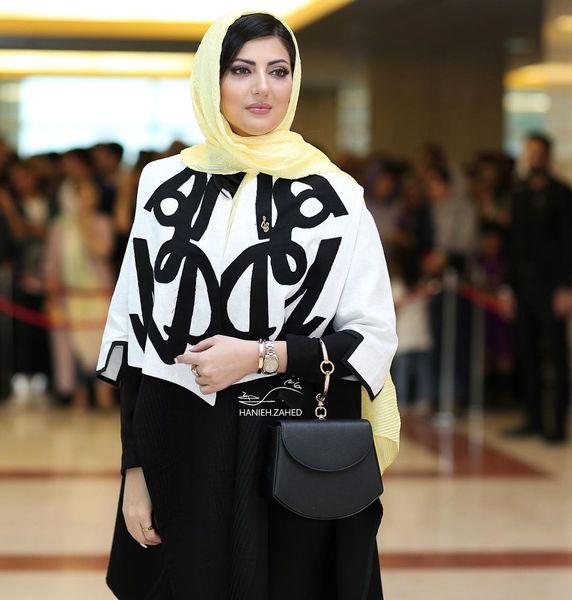 تیپ ایرانی هلیا امامی+عکس